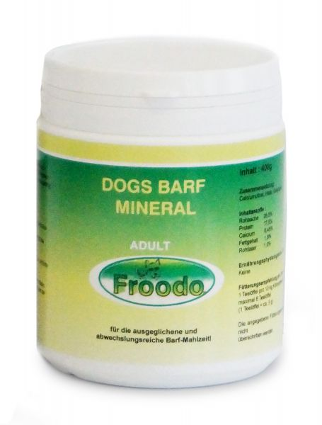 Dogs BARF Mineral