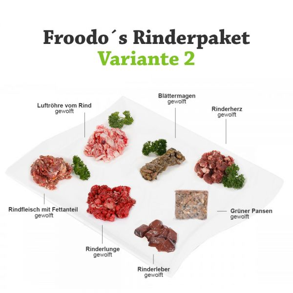 Froodo´s Rinderpaket 2