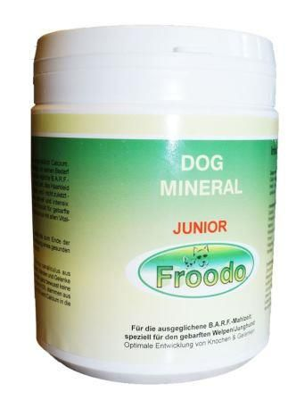 Dogs Mineral Junior