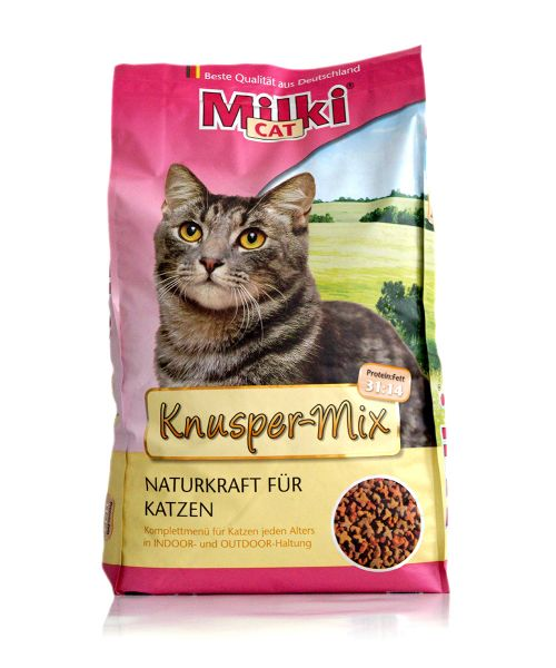 Milki Cat Knusper Mix