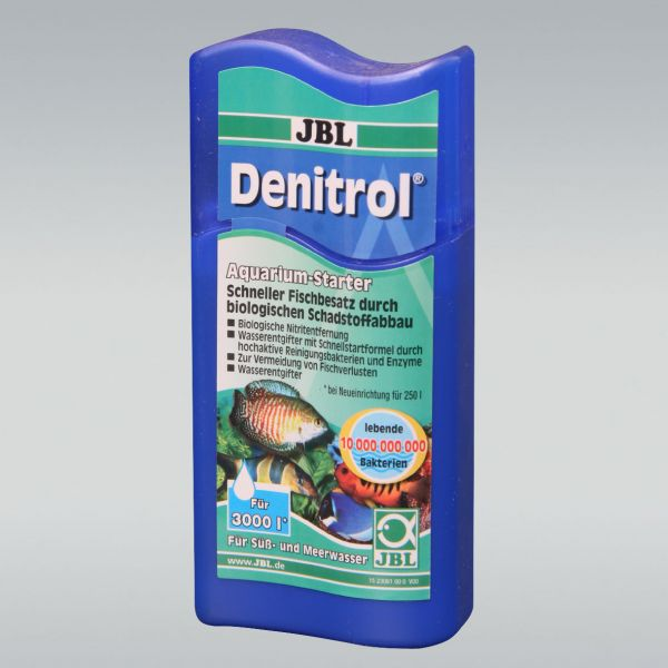 Denitrol Aquarium - Starter 100 ml